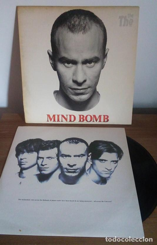 Discos de vinilo: THE THE - MIND BOMB - 1989 - LP - Foto 2 - 225874575