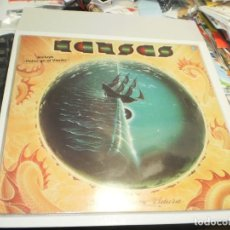 Discos de vinilo: LP KANSAS. POINT OF KNOW RETURN. CBS 1977 SPAIN (PROBADO, BIEN, BUEN ESTADO). Lote 239679330