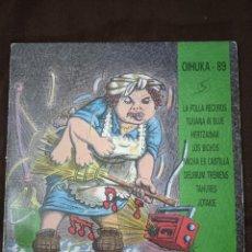 Discos de vinilo: OIHUKA-89. Lote 239684355