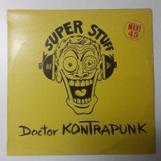 Discos de vinilo: DISCO VINILO MX. DOCTOR KONTRAPUNK ( SUPER STUFF).. Lote 239688185