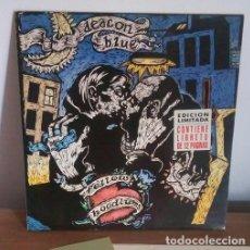 Discos de vinilo: DEACON BLUE - FELLOW HOODLUMS - EDICION LIMITADA, CON LIBRETO - 1991 - LP. Lote 225885590