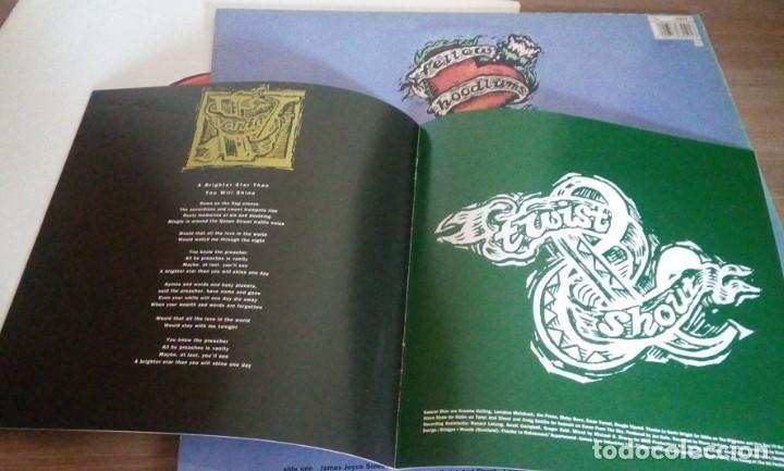 Discos de vinilo: DEACON BLUE - FELLOW HOODLUMS - EDICION LIMITADA, CON LIBRETO - 1991 - LP - Foto 3 - 225885590