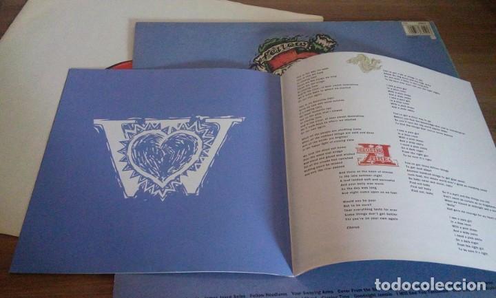 Discos de vinilo: DEACON BLUE - FELLOW HOODLUMS - EDICION LIMITADA, CON LIBRETO - 1991 - LP - Foto 4 - 225885590