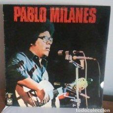 Discos de vinilo: PABLO MILANES - 1988 - LP. Lote 226351455