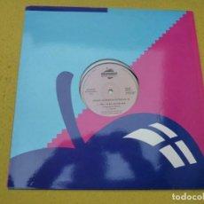"""Discos de vinilo: 12"""" JOSSIE ESTEBAN & PATRULLA 15 - PEGANDO EL PECHO (HOT PEGA-PECHO MIX) MAXI (EX+/EX+). Lote 239762315"""