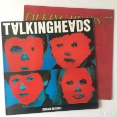 Dischi in vinile: TALKING HEADS. LOTE 2 DISCOS.. Lote 239764365