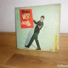 Disques de vinyle: SANTYCON EL CONJUNTO CAPELL - BAILE EL TWIST CON SANTY - EP - DISPONGO DE MAS DISCOS DE VINILO. Lote 239767105