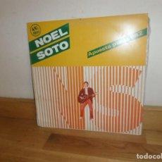 Discos de vinilo: NOEL SOLO - APUESTA POR LA PAZ - MAXI-SINGLE / MAXI SINGLE - DISPONGO DE MAS DISCOS DE VINILO. Lote 239767680