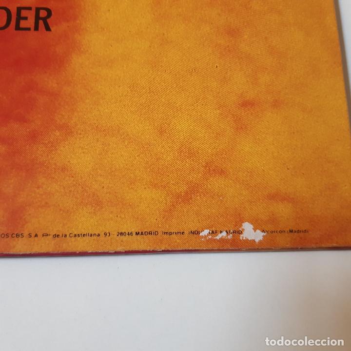 Discos de vinilo: MIGUEL BOSE - DE BANDIDO A DUENDE - LP 1988 + ENCARTE - VINILO EXC. ESTADO. - Foto 3 - 239775380