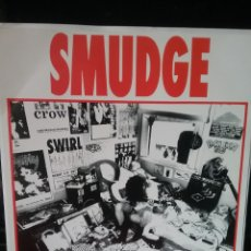 Discos de vinilo: SMUDGE 1991 PUNK AUSTRALIANO EP. SHOCK RECORDS. Lote 239797010