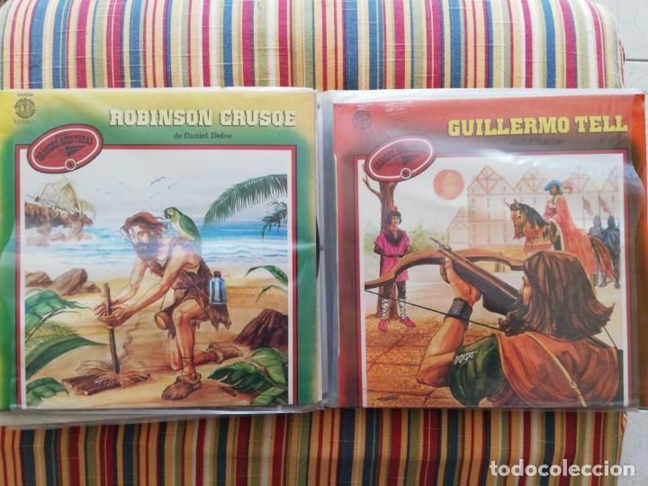 Discos de vinilo: LOTE 24 DISCOS DE VINILO DE CUENTOS + ÁLBUM: CUENTOS DE SIEMPRE, POPULARES: EL LIBRO DE LA SELVA... - Foto 11 - 239836710