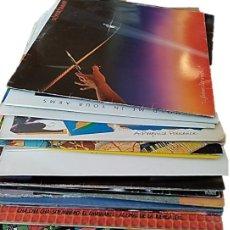 Discos de vinilo: SUPER LOTE!! 50 LPS MÚSICA POP/ROCK AÑOS 70/80/90. Lote 239848205