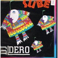 Discos de vinilo: DJ DERO - SUBE - MAXI SINGLE 1996 - ED. ESPAÑA. Lote 288522568