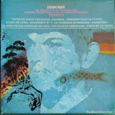 Discos de vinilo: TOMITA - EL NUEVO SONIDO DE DEBUSSY (LP, ALBUM) (1975/ES). Lote 239869470