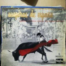 Disques de vinyle: SUSPIROS DE ESPAÑA - ORQUESTA MONTILLA DIRECTOR DANIEL MONTORIO - EDICION FRANCESA. Lote 239889720