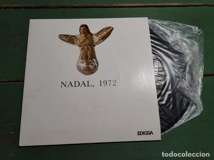 Discos de vinilo: NADAL AMB GUILLERMINA MOTTA - maxi single EDIGSA 1972 - Foto 3 - 239892740