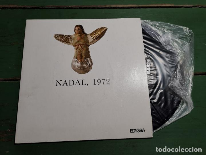 NADAL AMB GUILLERMINA MOTTA - MAXI SINGLE EDIGSA 1972 (Música - Discos de Vinilo - Maxi Singles - Solistas Españoles de los 70 a la actualidad)