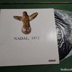 Discos de vinilo: NADAL AMB GUILLERMINA MOTTA - MAXI SINGLE EDIGSA 1972. Lote 239892740