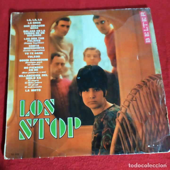 LOS STOP - LOS STOP (LP BELTER 1968)- LP (Música - Discos - LP Vinilo - Grupos Españoles 50 y 60)