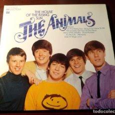 Discos de vinilo: THE ANIMALS - THE HOUSE OF THE RISING SUN - 2.LP - 1972. Lote 239930000