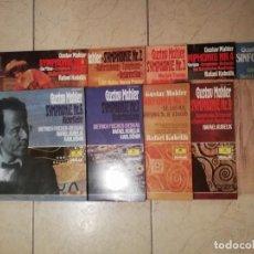 Discos de vinilo: LOTE DE 69 VINILOS CLÁSICA (DEUTSCHE GRAMMOPHON, DECCA: P. DOMINGO, M. CABALLÉ, CARLO BERGONZI...). Lote 239955955