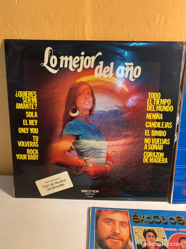 Discos de vinilo: Lote LPs - Foto 2 - 239964455