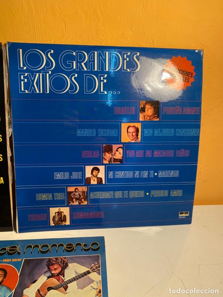 Discos de vinilo: Lote LPs - Foto 3 - 239964455
