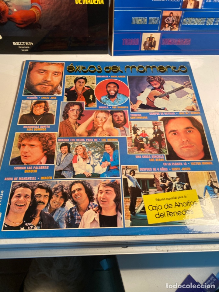 Discos de vinilo: Lote LPs - Foto 4 - 239964455