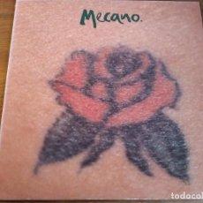 Discos de vinilo: MECANO - UNA ROSA ES UNA ROSA ********* MAXI 1992 INCLUYE VERSIÓN ITALIANA IMPECABLE. Lote 239966650