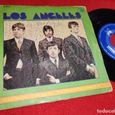 Disques de vinyle: LOS ANGELES DIME DIME/MONOTONIA 7'' SINGLE 1968 HISPAVOX GRANADA POPSIKE. Lote 239983575