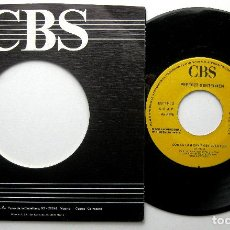 Discos de vinilo: PERFECT GENTLEMEN - OOH LA LA (I CAN´T GET OVER YOU) - SINGLE CBS 1990 PROMO BPY. Lote 239987895
