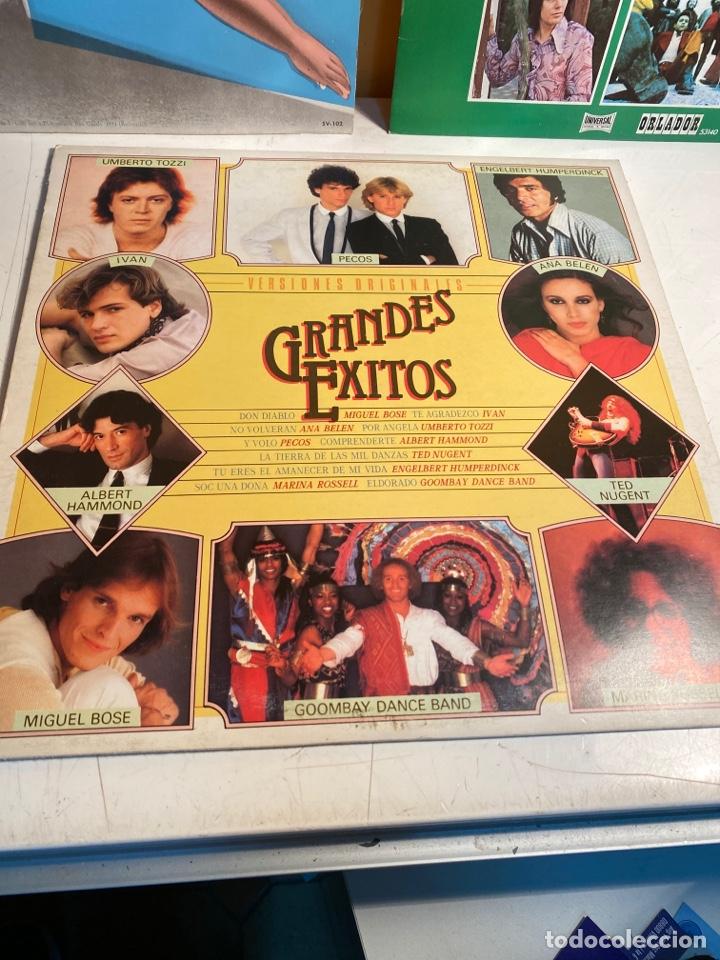 Discos de vinilo: Lote LPs - Foto 4 - 239999270