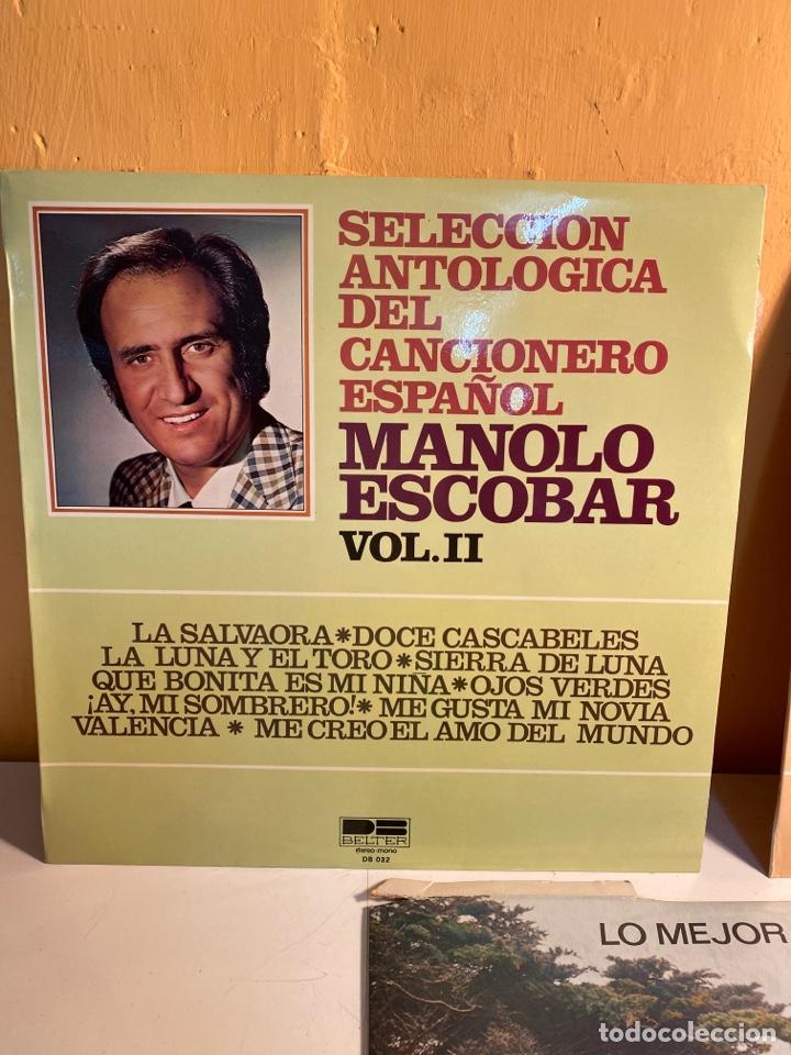 Discos de vinilo: Lote LPs - Foto 2 - 240003640