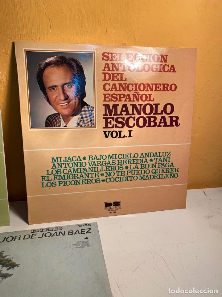 Discos de vinilo: Lote LPs - Foto 3 - 240003640