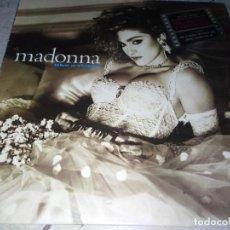 Discos de vinil: MADONNA-LIKE A VIRGIN-EDICION ESPAÑOLA. Lote 240006785