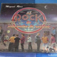 Discos de vinilo: EXPRO LP MIGUEL RIOS EL ROCK DE UNA NOCHE DE VERANO, BUEN ESTADO GENERAL 29. Lote 240014475