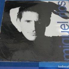 Discos de vinilo: EXPRO LP HOMONIMO DE MIGUEL RIOS 1991 LEVES SEÑALES DE USO AUN TOLERABLE. Lote 240018950
