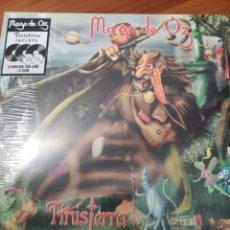 Discos de vinilo: 3LPS + 2 CDS MAGO DE OZ. FINISTERRA. NUEVO PRECINTADO. Lote 240025615