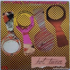 Discos de vinilo: HOT TUNA. THE PHOSPHORESCENT RAT. ED. ESPAÑOLA. RCA. 1974. Lote 240027535