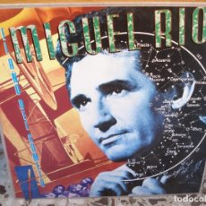 Disques de vinyle: MIGUEL RÍOS EL AÑO DEL COMETA LP CON ENCARTE. Lote 240034415