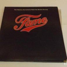 Disques de vinyle: FAME-LP FAME. Lote 240061140