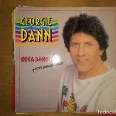 Discos de vinilo: LOTE 2 DISCOS. NOCHE DE VERBENA-75 ÉXITOS PARA BAILAR Y GEORGIE DANN-SOCA DANCE. Lote 240075650