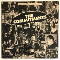 Disques de vinyle: THE COMMITMENTS. MCA, 1991. BANDA SONORA.. Lote 240084435