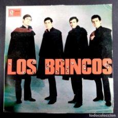 Discos de vinilo: LOS BRINCOS - LOS BRINCOS - LP REEDICION 1985 - ZAFIRO. Lote 240084785