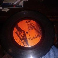 Discos de vinilo: NEW RADIO, SIN CARPETA. Lote 240093995