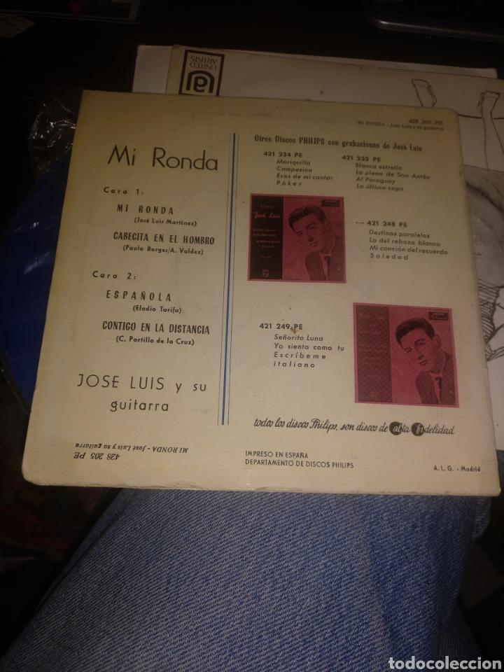 Discos de vinilo: José Luis - Foto 2 - 240097135