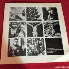 Discos de vinilo: XAVIER BENGUEREL – ARBOR / QUASI UNA FANTASIA - LP. Lote 240098635