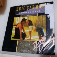 Disques de vinyle: ERIC CARMEN - HUNGRY EYES. Lote 240121105