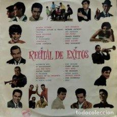 Discos de vinilo: RECITAL DE EXITOS RECOPILACION LA VOZ DE SU AMO 1963 LP DUO DINAMICO GELU SHADOWS CLIFF RICHARD. Lote 240172085