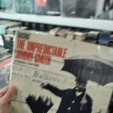 Discos de vinilo: LP ORIG ESPAÑA VERVE THE IMPREDICTIBLE JIMMY SMITH BASSIN USA. Lote 240184955